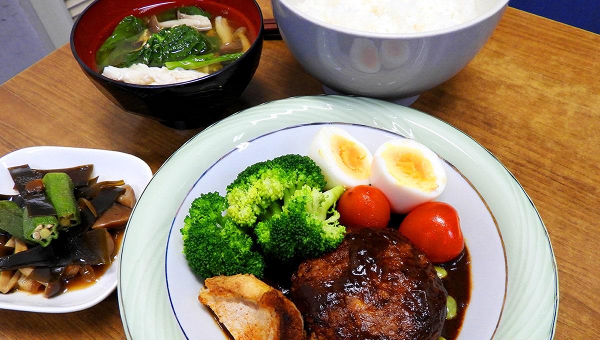 食事の写真3